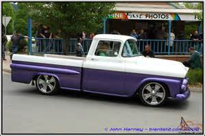 chevrolet gmc apache 1959 fleetside ute chev chevy
