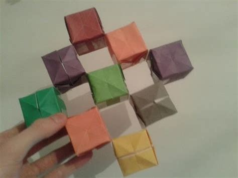 Origami Magic Easy - origami magic cubes