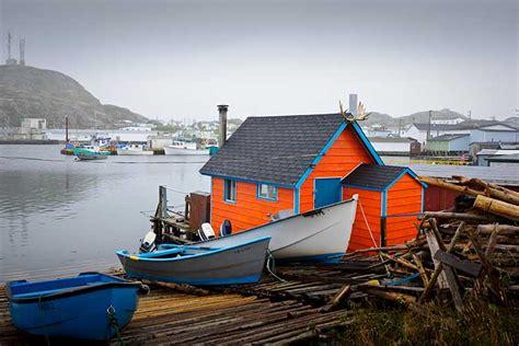 miniature dory boat cruise the edge of newfoundland canadian geographic