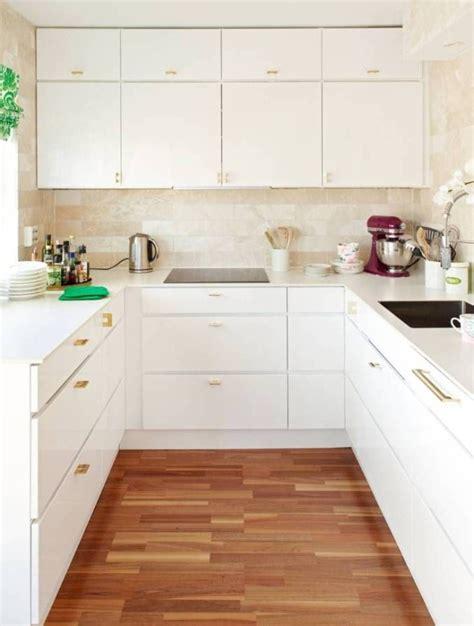 Small White Kitchen Cabinets White Gold Modern Kitchen Search Home Modern Drawers Kitchen Design