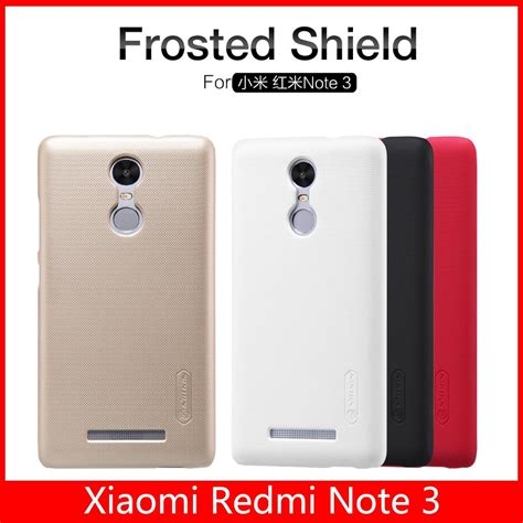 Hardcase For Xiaomi Redmi Note 3 Pipilu Original 2015 original nillkin frosted shield for xiaomi