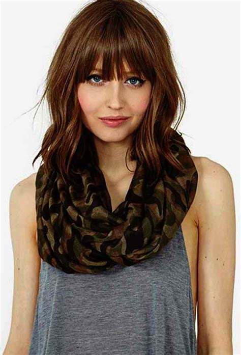 hairstyles with bangs for round faces 2013 best haircut with bangs for round face haircuts models ideas