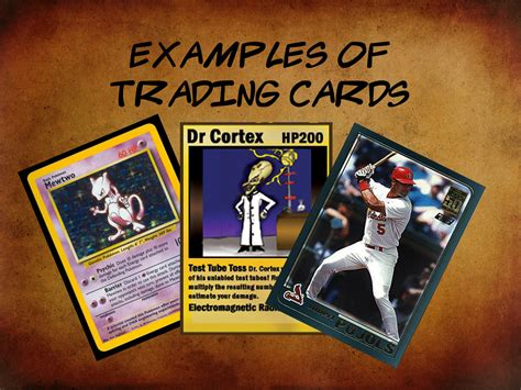 trading card unique trading cards archives color printing pros