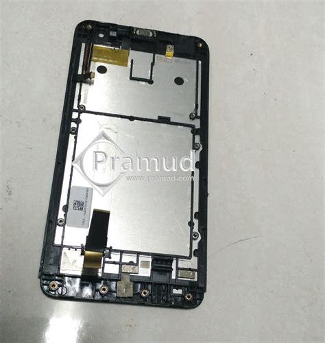 Bongkar Asus Zenfone 5 cara melepas layar lcd asus zenfone 5 dengan mudah pramud