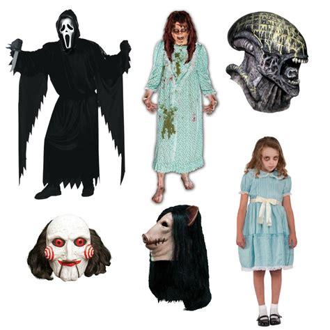 movie themed halloween costumes best horror movie halloween costume ideas halloween