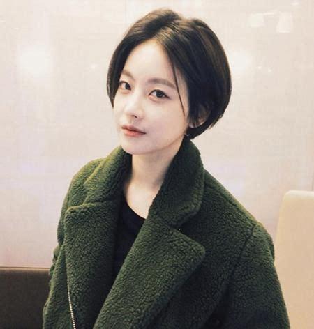 Pendek Feb4 2016 rambut pendek artis korea yang ngehits belakangan ini inikpop