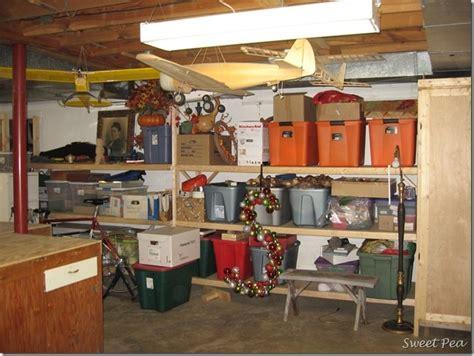 organize your basement basement organization