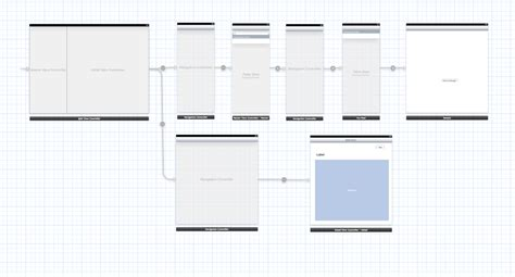xcode tutorial master detail application xcode load different view controllers in the master