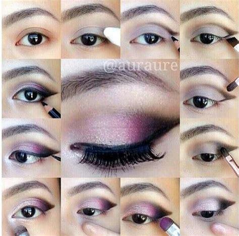 tutorial makeup eyeshadow pink gorgeous purple pink eyeshadow tutorial beautylicious