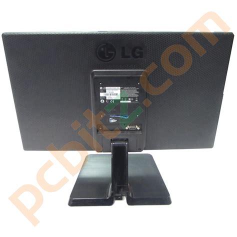 Monitor Lg E1942c lg flatron e1942c 18 5 quot led lcd monitor no adapter