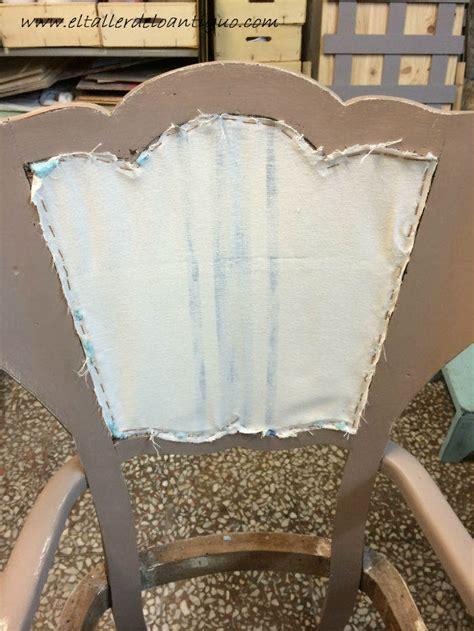 tapizar sillon paso a paso como tapizar un respaldo de silla paso a paso como se