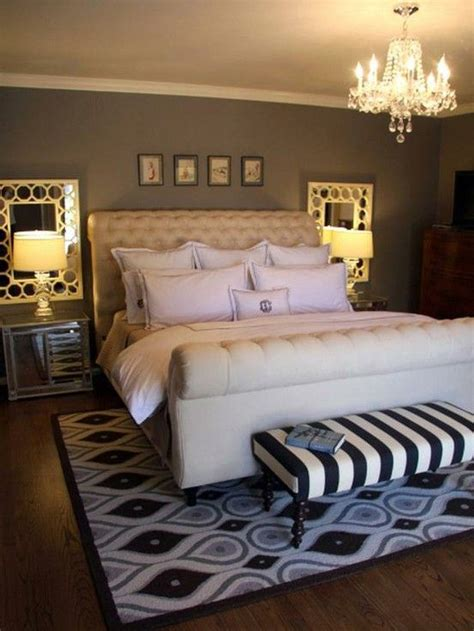 mirror on ceiling above bed love the mirrors either side of the bed home ideas
