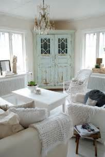 Shabby Chic Livingrooms by 25 Charming Shabby Chic Living Room Decoration Ideas