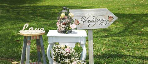 Chic Wedding Decor by Shabby Chic Vintage Wedding Decor Ideas Wedding Forward