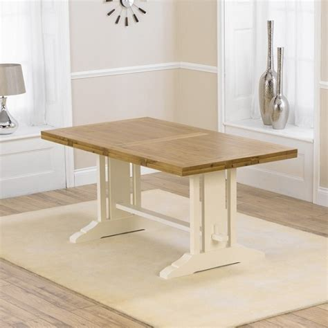 Fusion Dining Table Fusion Extendable Dining Table In Solid Oak With Legs