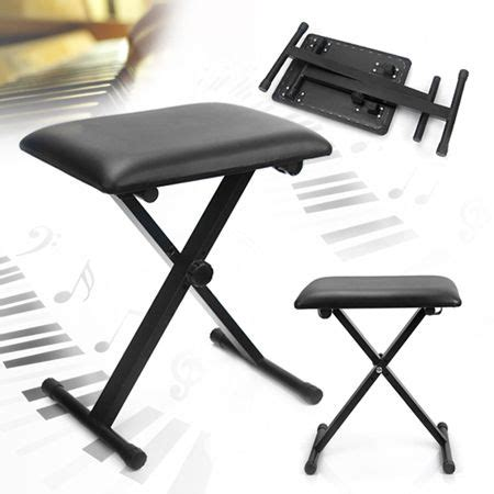 Adjustable Folding Stool by Adjustable Folding Keyboard Piano Stool Sales