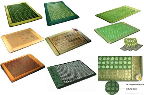 Jade Mats Wholesale by Natrual Thermal Jade Mat Esen Ja 03 China