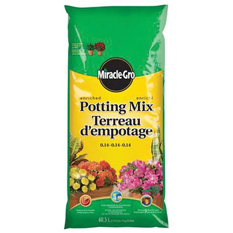 miracle gro potting soil r 233 no d 233 p 244 t