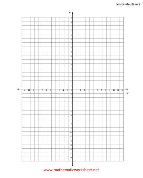 Coordinate Grid Worksheets by Coordinate Plane Picture Worksheets Free Worksheets