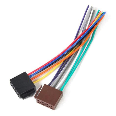 universal stereo wiring harness wiring harness