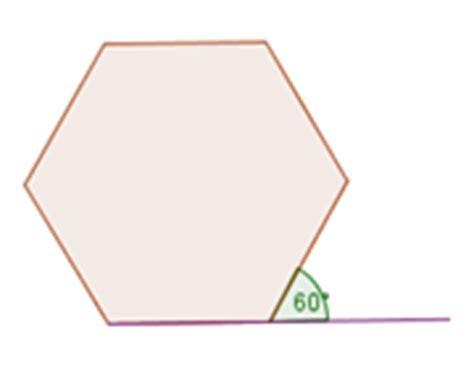 hexagon area of a hexagon formula mathcaptain