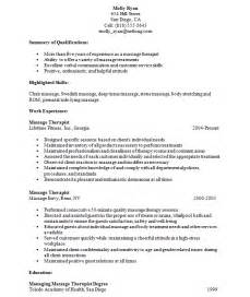 Therapeutic Recreation Specialist Sle Resume by Therapists Resume Sales Therapist Lewesmr