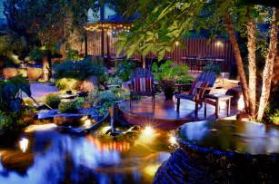Small In Home Water Fountains - backyard paradise tropical landscape new york by atlantis water gardens