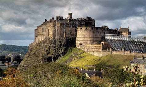 historical castles edinburgh castle the story of a magnificent and historic