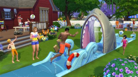 backyard stuff the sims 4 backyard stuff announced summer gameplay