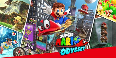 Super Mario Odyssey Giveaway - super mario odyssey nintendo switch jeux nintendo