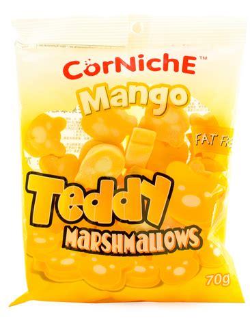 Corniche Apple Teddy Marshmallows teddy mango