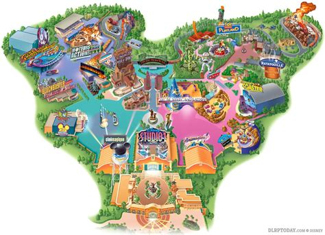 disneyland paris map disneyland paris map 2015