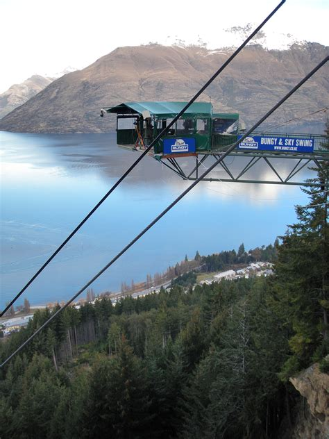 sky swing new zealand bungy jumping sky swing queenstown south island new zealand 09