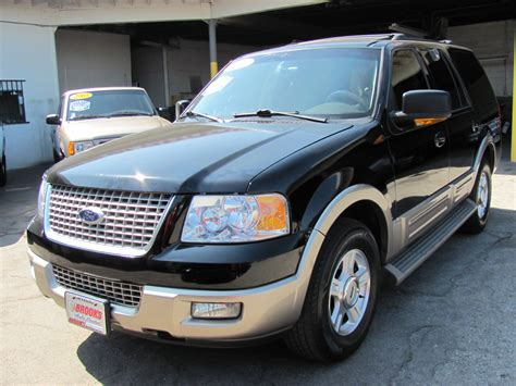 Expedition E6684 Black 1 2003 ford expedition news reviews msrp ratings with amazing images