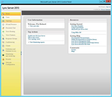 skype for business gpo templates themes for microsoft lync 2013 uc unleashed resetting the
