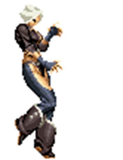 imagenes gif king of fighter angel king of fighters animations 2
