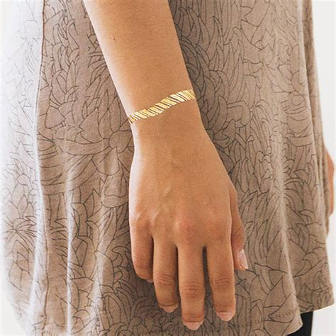 gold temporary tattoos gold friendship bracelet temporary tattoos by postbox