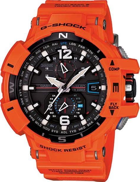 Gshock Gpw1000 Orange orange g shock aviator models
