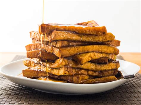 perfect quick  easy french toast recipe  eats