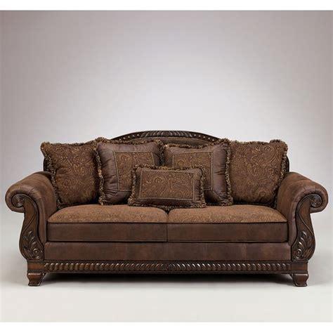 ashley bradington truffle sofa bradington truffle sofa signature design by ashley