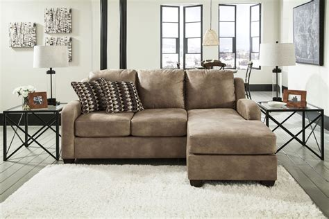 ashley furniture chaise sofa alturo dune sofa chaise from ashley 6000318 coleman