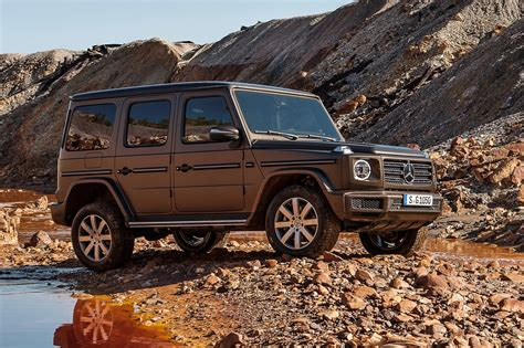G Wagen by Mercedes G Class 2018 Pictures Specs And Info Car