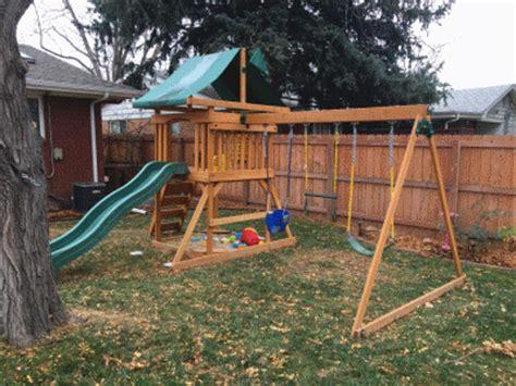 swing denver denverfixit com swing set play set installations