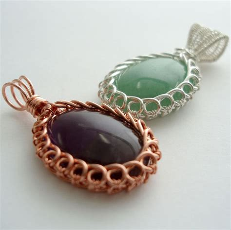 how to make bezel jewelry 121 best wire wrap pendant bezel images on