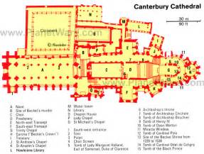 Canterbury Cathedral Floor Plan by Murder And Majesty Top 10 Highlights Of Canterbury
