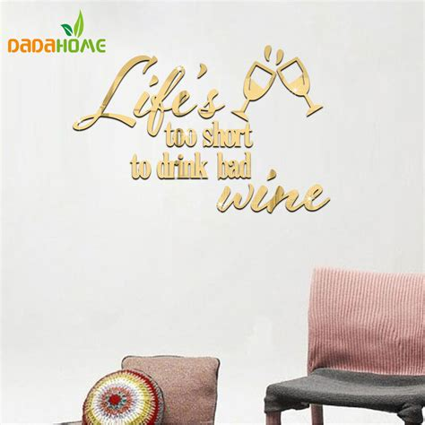 home decor at the bookstore life at cloverhill aliexpress com buy carpe diem life slogan mirror