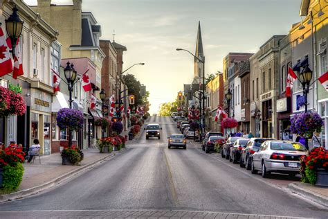 where to put a st historic main street great places in canada