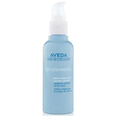 aveda light elements smoothing fluid 100ml free