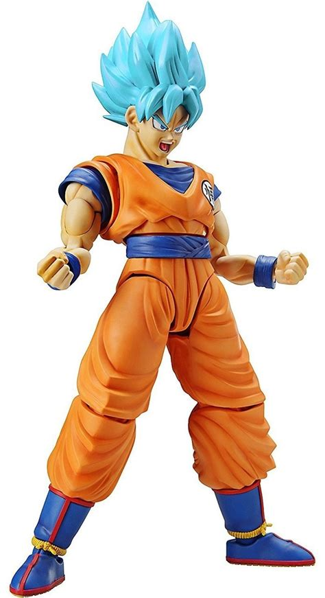 figure model kits figure rise standard saiyan god