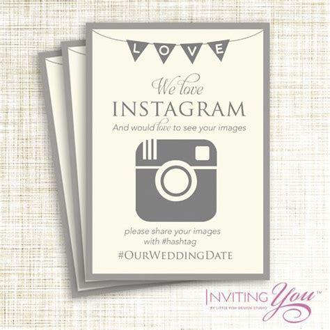 Wedding Invitation Hashtags by Wedding Hashtag A Popular Wedding Trend